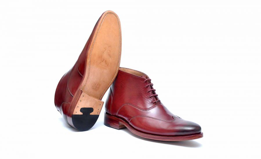 Markhor Leather Shoes