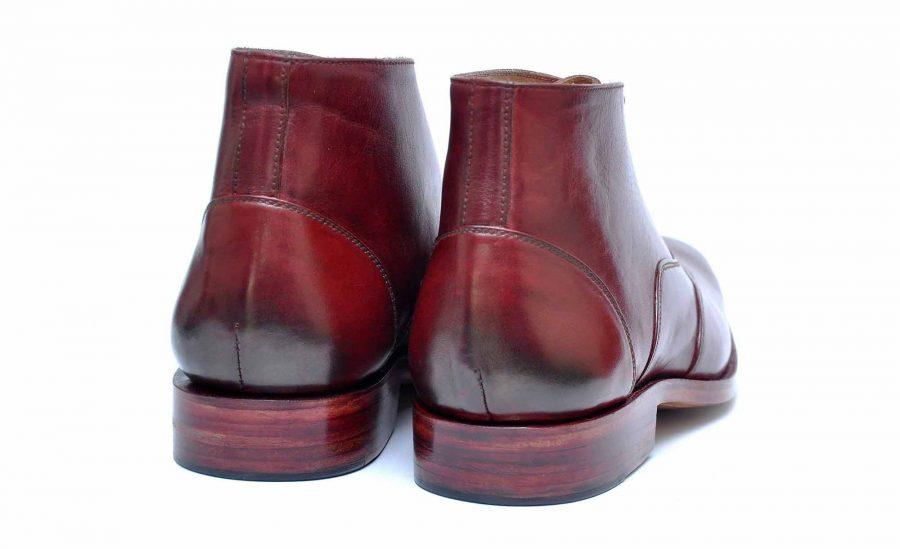 Markhor Shoe Back