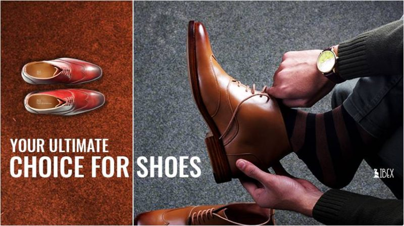 IBEX Bespoke Handcrafted Shoes along with Ancient Craftsmen Techniques