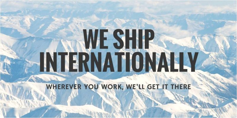 IBEX Free Global Shipping