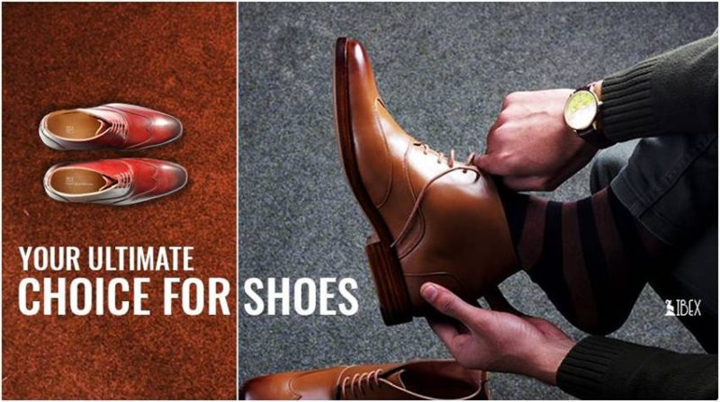 IBEX is your Ultimate Choice for Shoes!