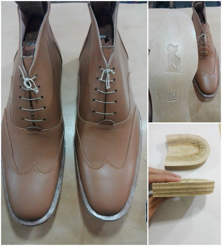 classy and high quality handmade boots