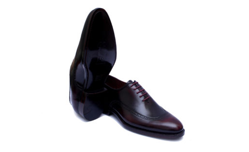 Handmade-HandCrafted-Men-Leather-Captoe-Oxfords-GoodYear-Welted-Formal-Coolest-Dress-Shoes